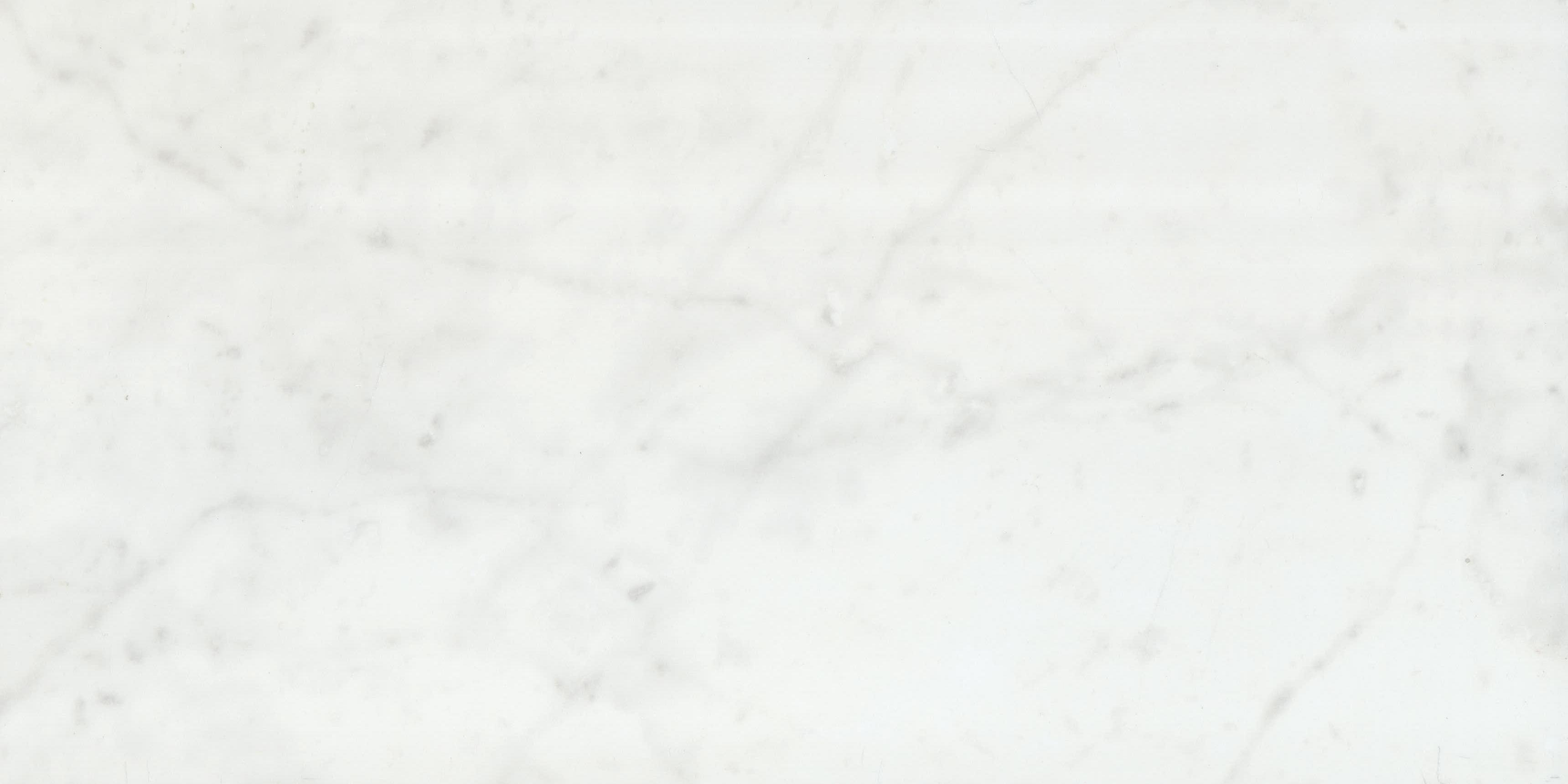 Carrara White Polished