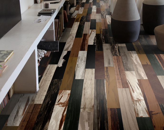 Wow Series Porcelain Olympia Tile