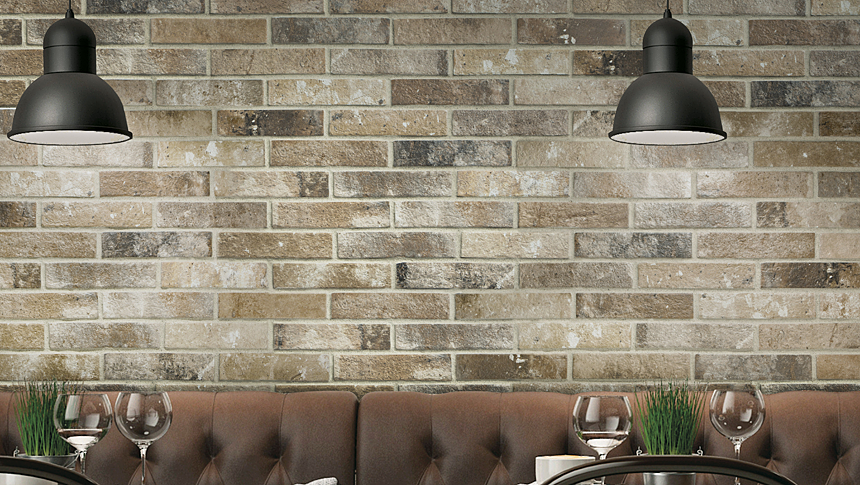 London Brick Series Porcelain Olympia Tile