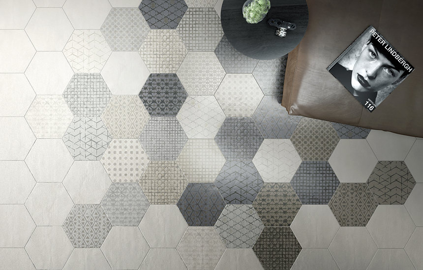 Leterre Series Porcelain Olympia Tile