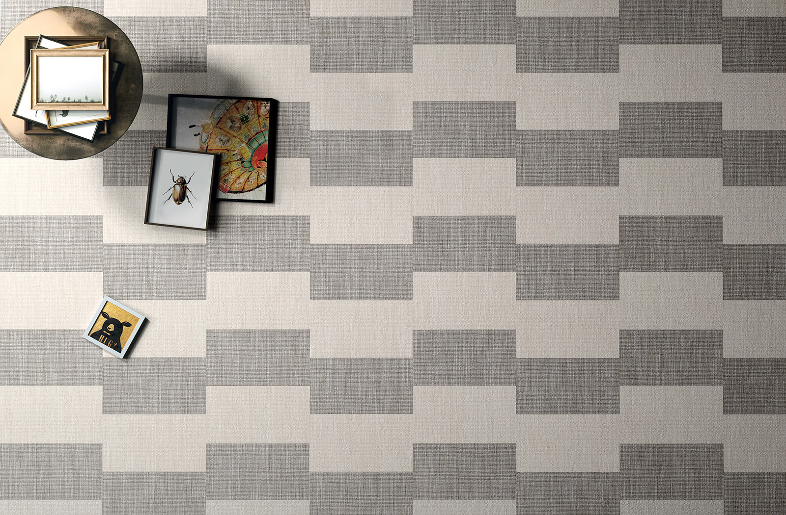 Tuile En Bois Nom noon série | répliques de bois | porcelaine | olympia tile