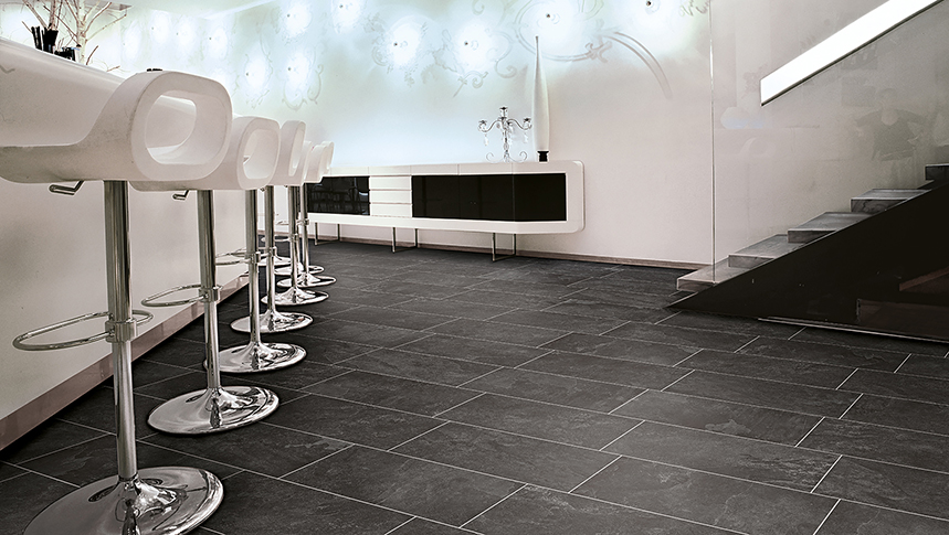 Loop Series Porcelain Olympia Tile