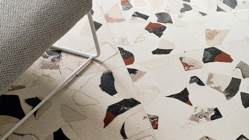 I Cocci Series Porcelain Olympia Tile